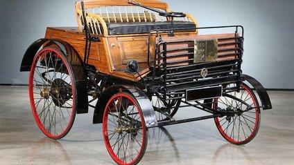 Найстаріший британський автомобіль виставлять на аукціоні - фото 1