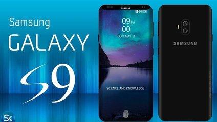 Зовнішній вигляд Galaxy S9 - фото 1