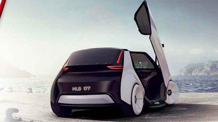 Розумний автомобіль майбутнього Care Concept - фото 1