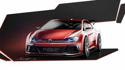 Volkswagen показала новий ралійний Polo GTI R5 - фото 1