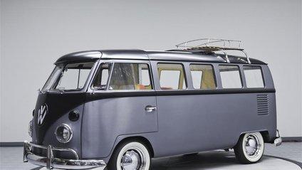 """Цей Volkswagen міг би стати автомобілем з фільму """"Назад у майбутнє"""" - фото 1"""
