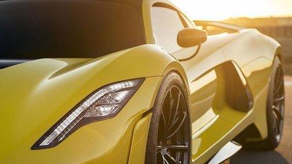 Гіперкар Hennessey став найшвидшим автомобілем на планеті - фото 1