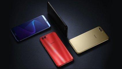 Huawei Honor V10: безрамковий бюджетник від китайців - фото 1