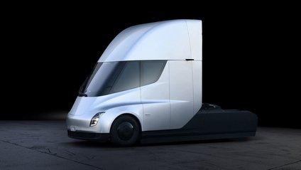 Tesla показала електричну вантажівку - фото 1