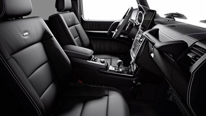 Mercedes G-Class - фото 1