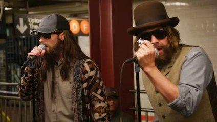 Maroon 5 та Джиммі Феллон - фото 1