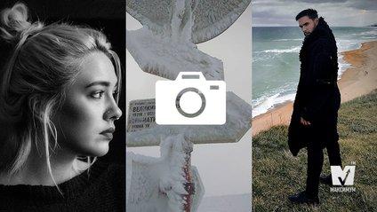 Відверте інтерв'ю Віталія Козловського та засніжені Карпати: 1 листопада у трьох фото - фото 1