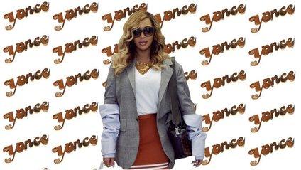 На Beyonceкостюмчик все ж сидить краще - фото 1