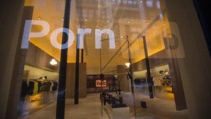 Відкрився перший магазин PornНub - фото 1