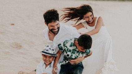 Сімейне життя у чарівних малюнках - фото 1