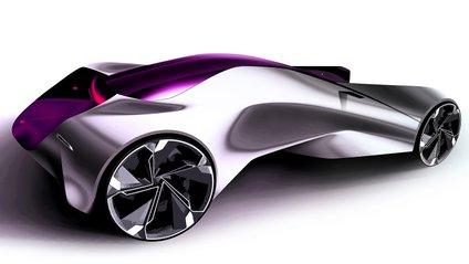 Jaguar створив космічний концепт майбутнього - фото 1