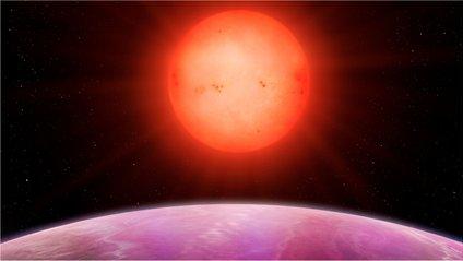 NGTS-1b знаходиться на відстані 600 світлових років від Сонця - фото 1