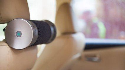 Розроблено апарат для очищення повітря в салоні авто - фото 1