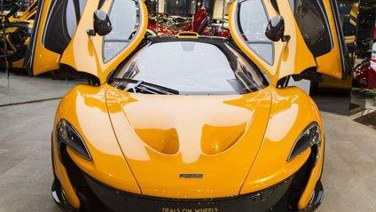 Супергібріда McLaren P1 виставили на продаж - фото 1