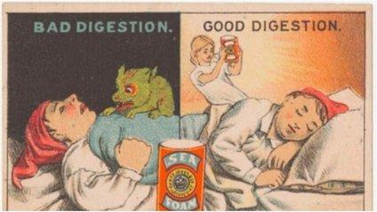 Так виглядала реклама в позаминулому столітті - фото 1