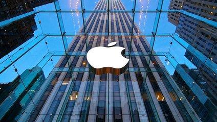 Скандал торкнувся і Apple - фото 1