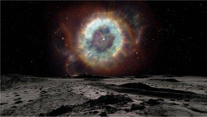 Вік зірки приблизно 2,5 млн років - фото 1