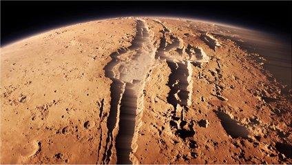 Поверхня Марса - фото 1
