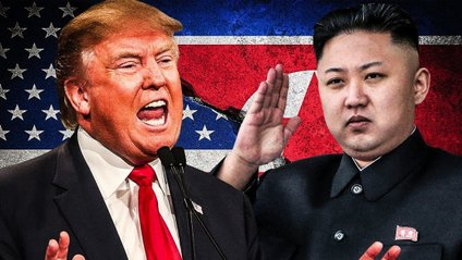 Трамп проти Кім Чен Ина - фото 1