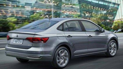 Volkswagen представив седан Virtus - фото 1