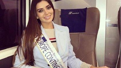 Наталія Варченко виграла титул Miss Europe Continental - фото 1