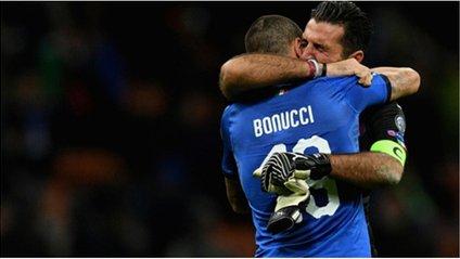 Джіджі Буффон завершив кар'єру в збірній Італії - фото 1