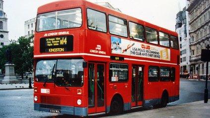 Лондонські автобуси їздитимуть на каві - фото 1