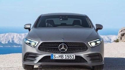 Розсекретили зовнішність Mercedes-Benz CLS - фото 1
