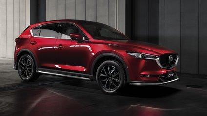 Mazda створить новий позашляховик для ринку США - фото 1