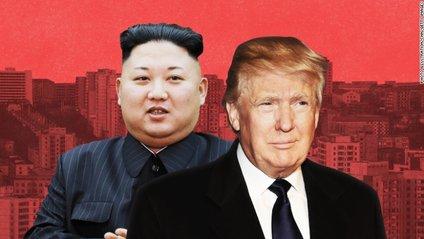 Трамп радить Кім Чен Ину сісти за стіл переговорів - фото 1