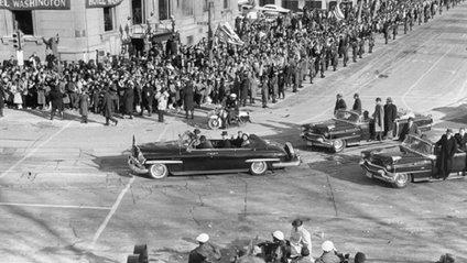 У США оприлюднили ще десять тисяч документів про вбивство Кеннеді - фото 1