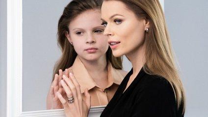 Фреймут з дочкою вразили стильними образами - фото 1