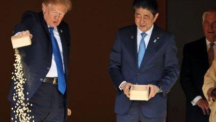 Трамп дуже щедрий - фото 1