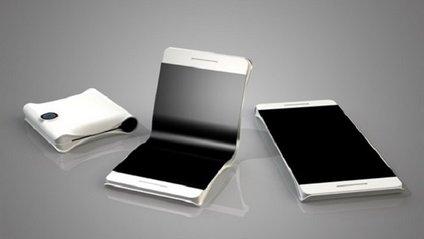Apple запатентувала гнучкий дисплей - фото 1