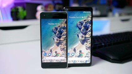 Pixel 2 XL виявився міцнішим за молодшу модель - фото 1