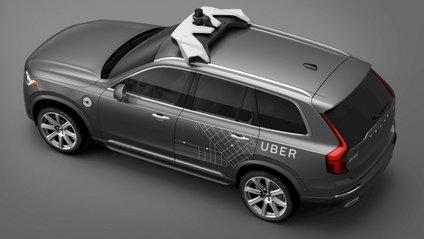 Uber замовив у Volvo 24 тисячі безпілотних кросоверів - фото 1