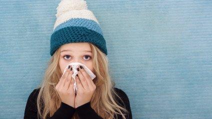 Зазвичай симптоми грипу проявляються в різкому підвищенні температури - фото 1
