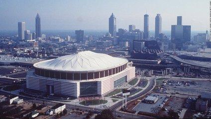 """У США знесли """"Georgia Dome"""" - фото 1"""