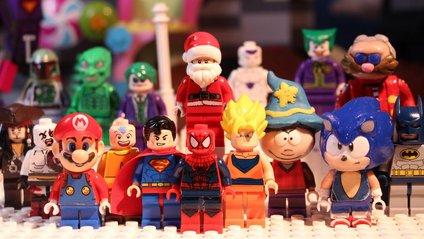 LEGO випустили різдвяну рекламу - фото 1