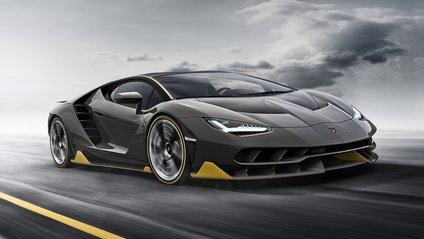 """З'явилося перше зображення """"суперкара майбутнього"""" від Lamborghini - фото 1"""