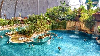 Найбільший критий аквапарк в світі! - фото 1