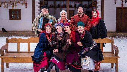 """Український гурт """"Рожаниця"""" - фото 1"""