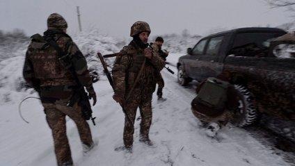 Селища на Світлодарській дузі були під контролем України - фото 1