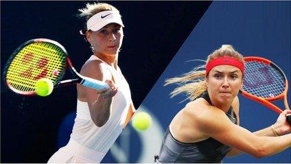 Наступною суперницею тенісистки стала Дениса Аллертова - фото 1