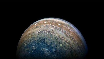 У NASA показали яскраві фото Юпітера - фото 1