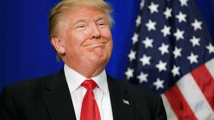 Трамп креативно підсумував свій перший рік президентства - фото 1