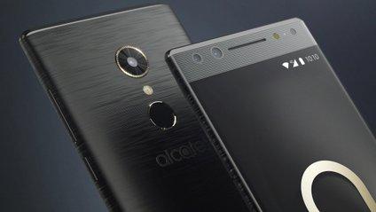 CES 2018: Alcatel показав свої безрамкові смартфони - фото 1