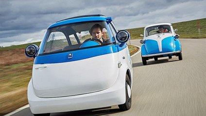 Швейцарська компанія випустила свою версію BMW Isetta - фото 1
