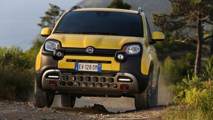 FIAT випустить крихітний Jeep на основі Panda - фото 1