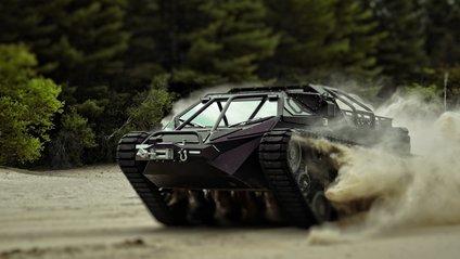 Представлено перший в світі танк бізнес-класу - фото 1